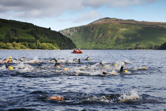 53 Degrees North Beast of the East Triathlon // Wicklow