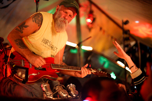 Seasick Steve // Electric Picnic