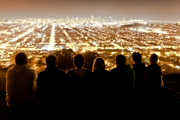 Bernal Hill // San Francisco